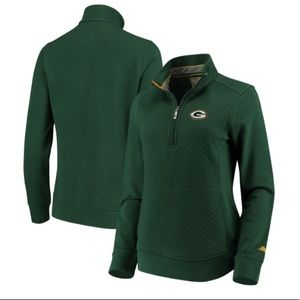 Tommy Bahama | Green Bay Packers Half Zip Pullover
